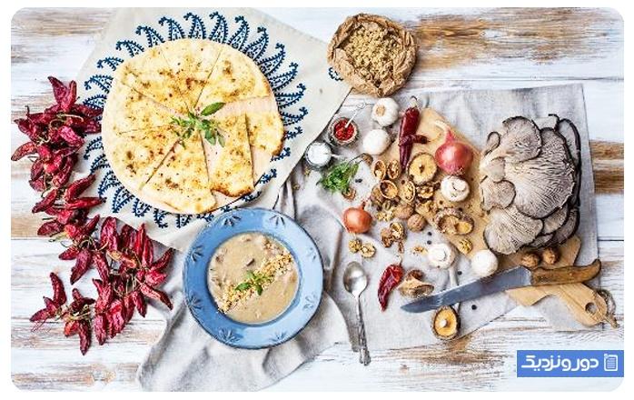 بهترین رستورانهای تفلیس غذای گرجستانی