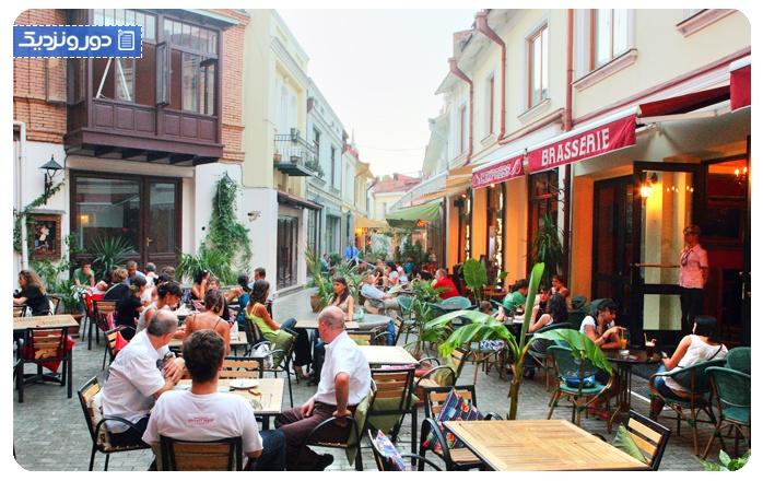بهترین رستورانهای تفلیس غذاهای گرجستانی