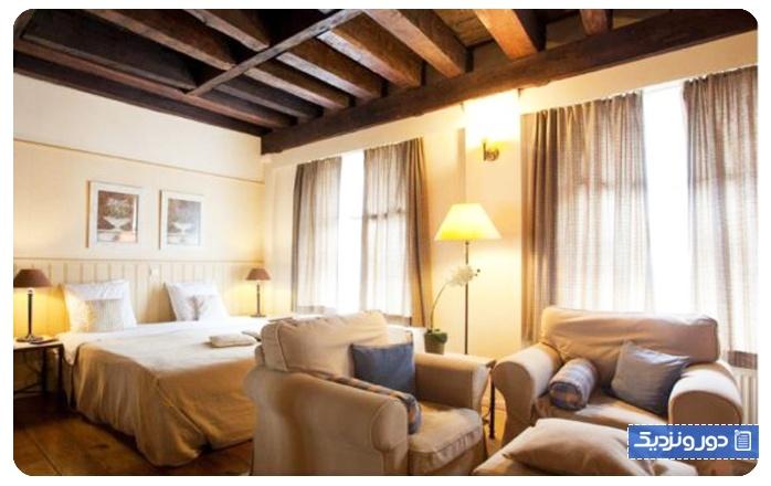 آنتورپ هتل چهار ستاره