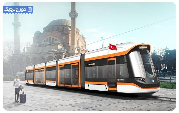 حمل و نقل ترکیه