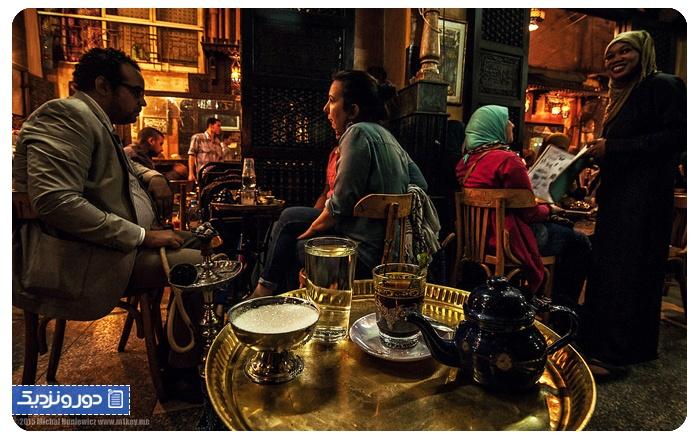 بازار خان الخلیلی قاهره