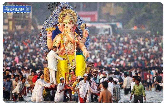 رایجترین جشنوارههای هند