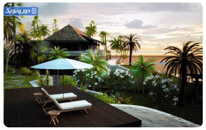 هتل بولگاری بالی اندونزی