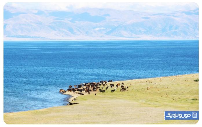 دریاچهی سوان ارمنستان