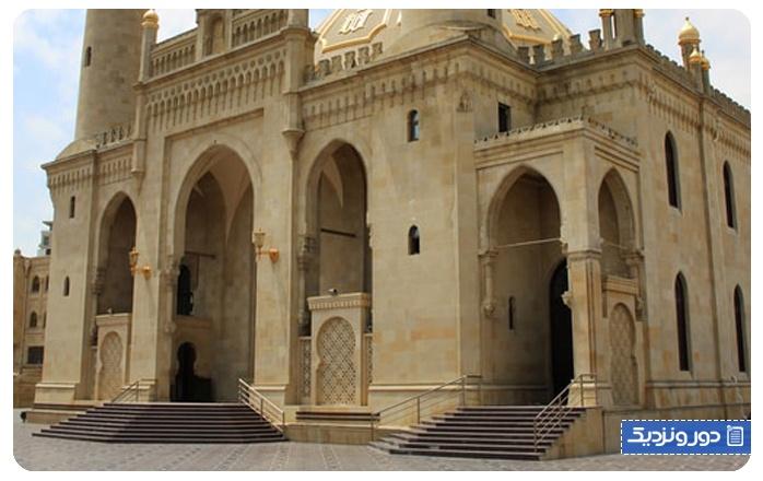 جاذبههای گردشگری باکو