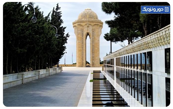 جاذبههای گردشگری آذربایجان
