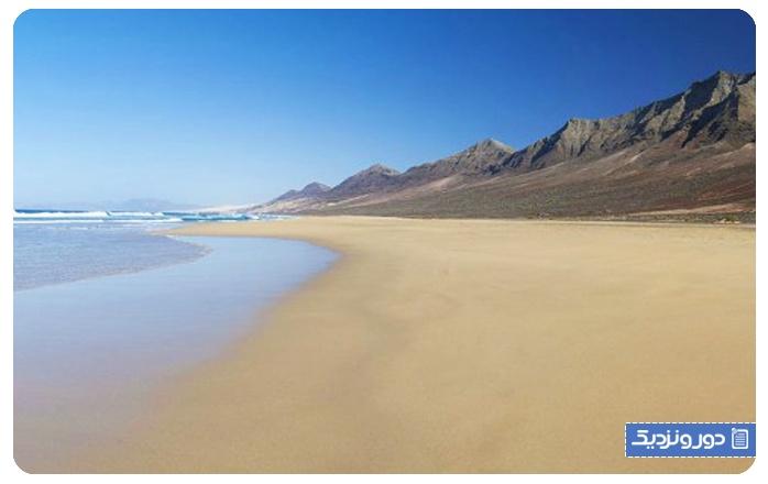 ساحل کوفی، فورتونتورا سواحل اسپانیا