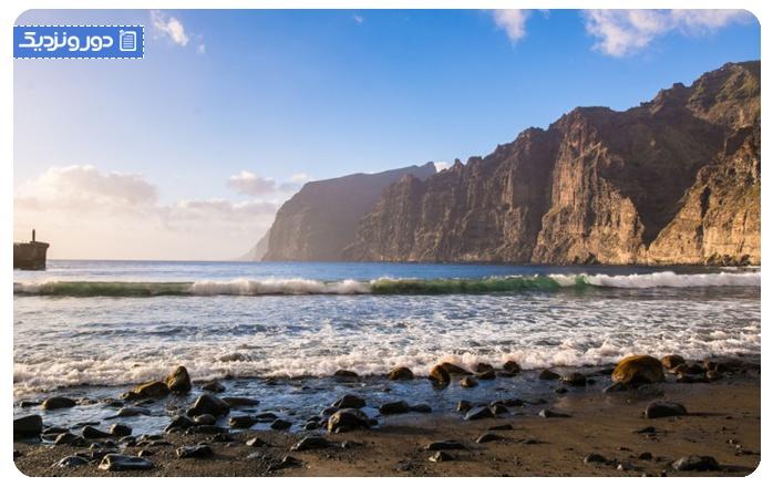 ساحل لوس گیگانتس، تنریف
