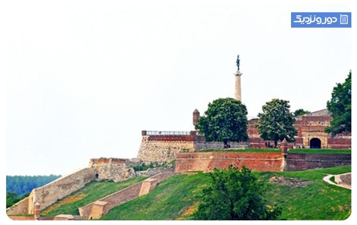پایتخت صربستان بلگراد