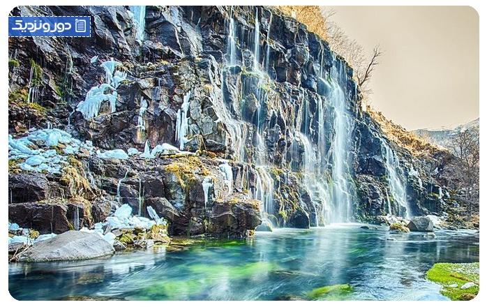 جاذبه های طبیعی گرجستان