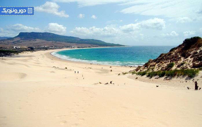 زیباترین سواحل اندلس مالاگا