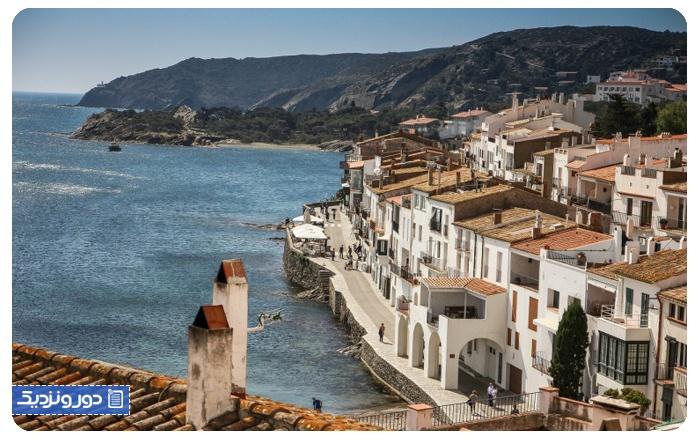 زیباترین-شهرهای-اسپانیا-کاداکوئس