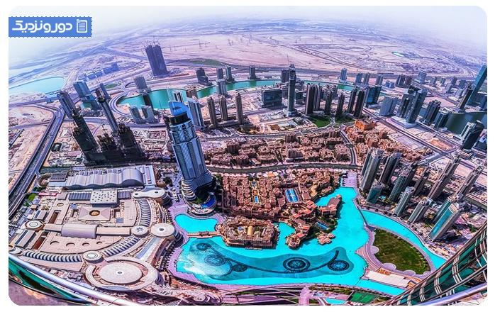 زیباترین مکانهای امارات متحده عربی