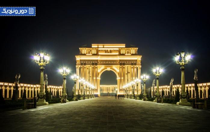 آذربایجان باکو گنجه شکی