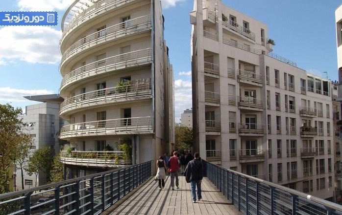 جاذبه گردشگری پاریس