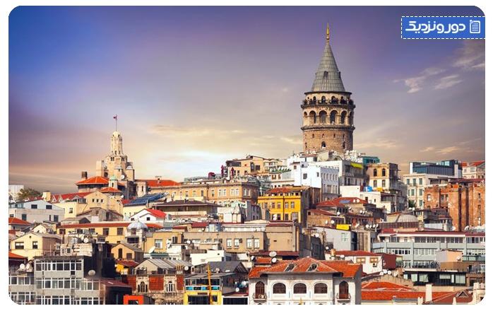 جاذبههای گردشگری استانبول