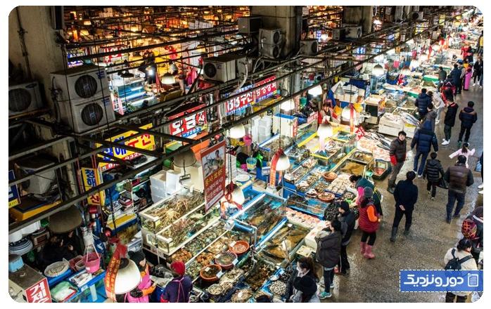 سفر کمهزینه به سئول سفر به سئول