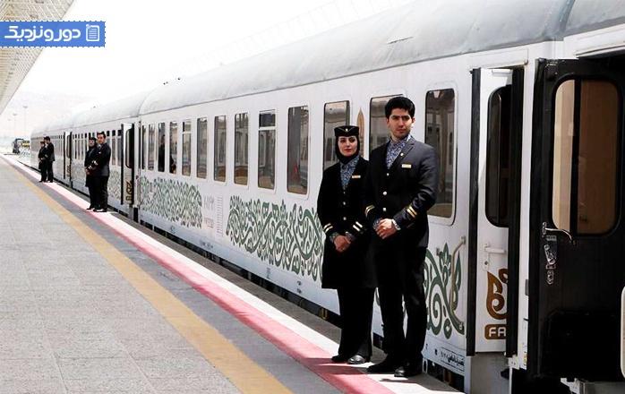 قطارهای مسافربری ایران قطار طوس