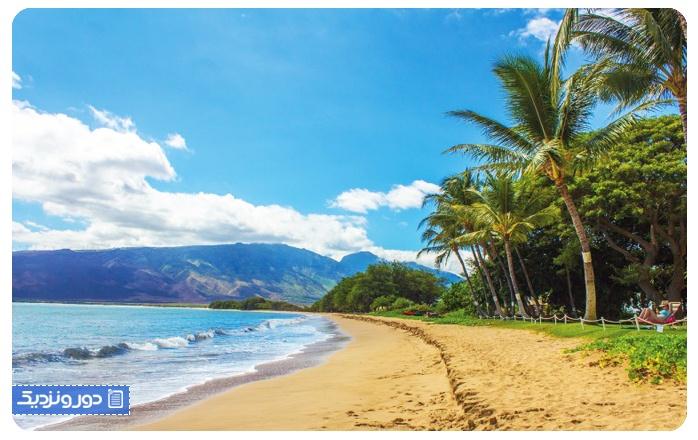 فصل پاییز هاوایی