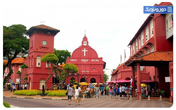 جاذبه های گردشگری مالزی کوالالامپور