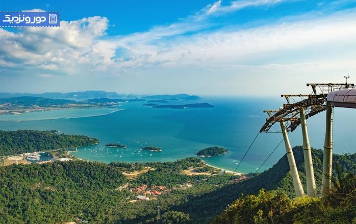 بهترین مقاصد گردشگری در مالزی