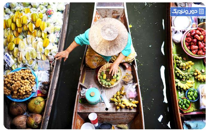 اولین سفر خارج از کشور آسیای شرقی