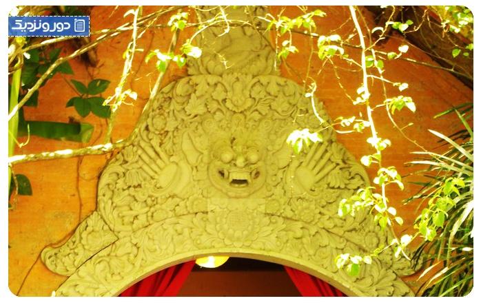 موزه رنسانس بلانکو جاذبه دیدنی اوبود بالی