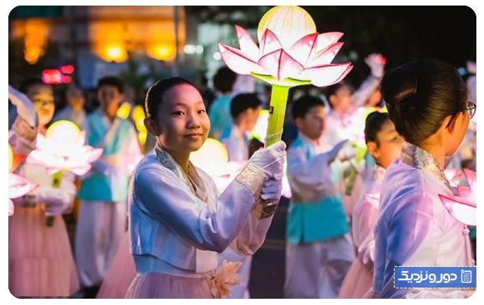 جشنهای سنتی کره جنوب