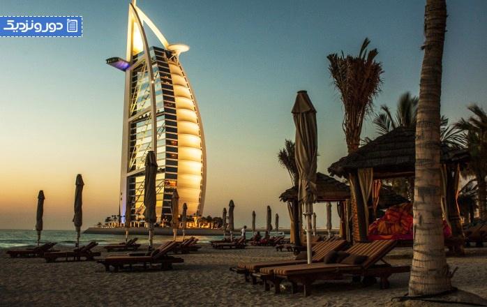 ۸ دلیلی که گردشگران دبی را در زمستان دوست دارند