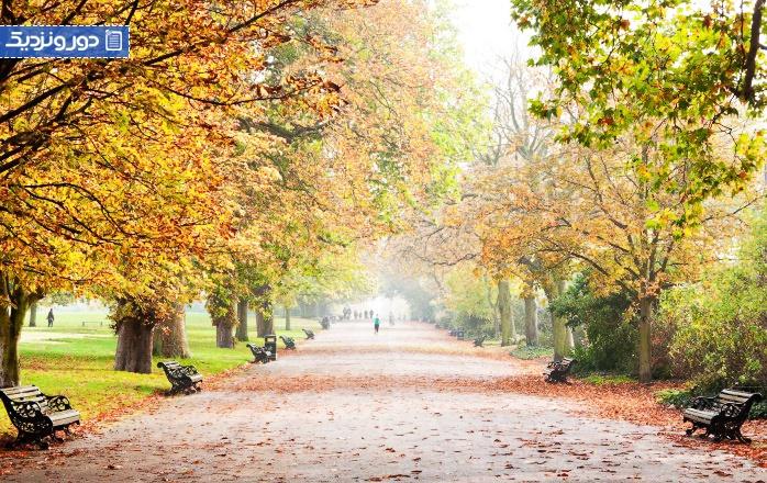 سفر به انگلستان - گردشگری انگلستان در پاییز