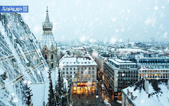 بازارهای کریسمس وین اتریش