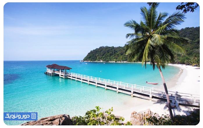 گردشگری مالزی جزایر پرهنتیان