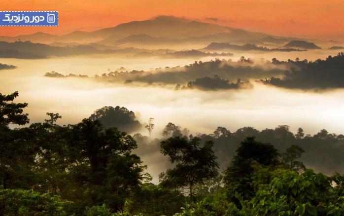 زیباترین جاذبههای گردشگری مالزی