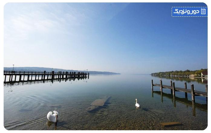 دریاچه استارنبرگ مونیخ آلمان