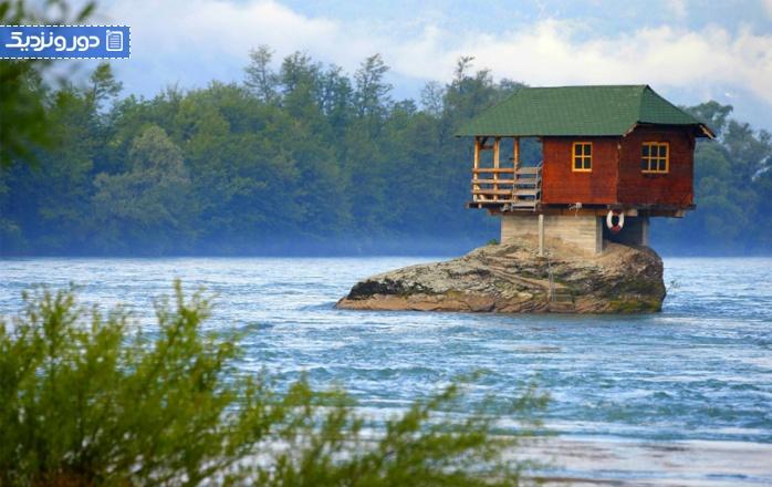 عجیب ترین جاذبه های گردشگری صربستان
