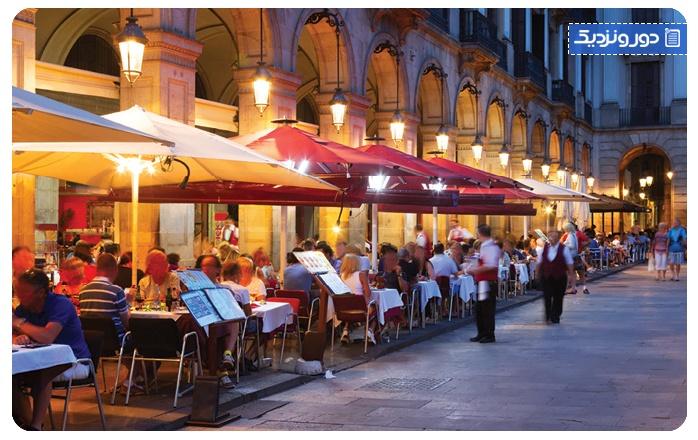 آداب و رسوم اسپانیا سفر به اسپانیا