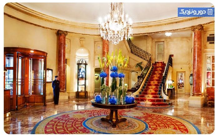هتل لوکس ریتزمادرید