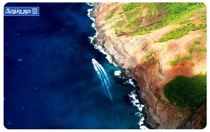 اماکن ممنوعه نیهائو در هاوایی