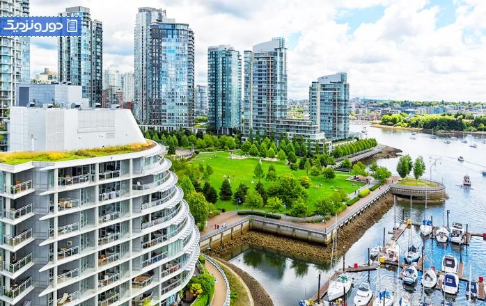 چرا ونکوور در دنیا شهرت دارد؟