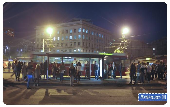 سیتم حمل و نقل بلگرا صربستان