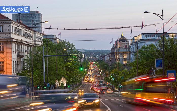 چگونه از سیستم حمل و نقل بلگراد، صربستان استفاده کنیم