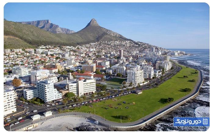 مسکن رایگان آفریقای جنوبی