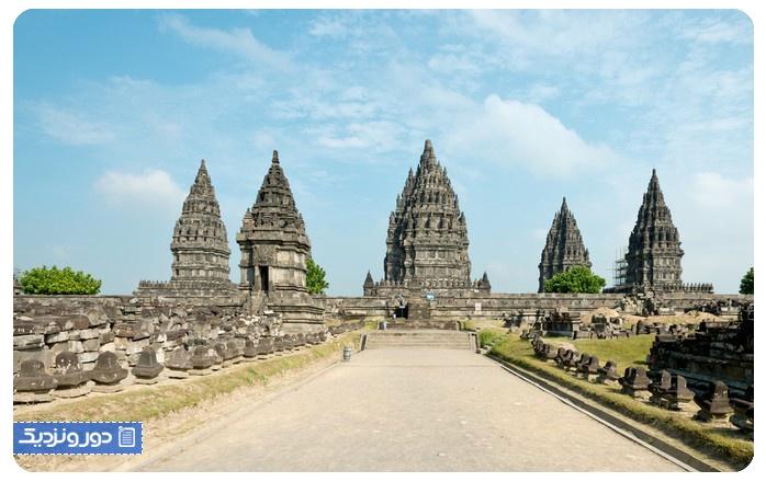 یوگیاکارتا در اندونزی