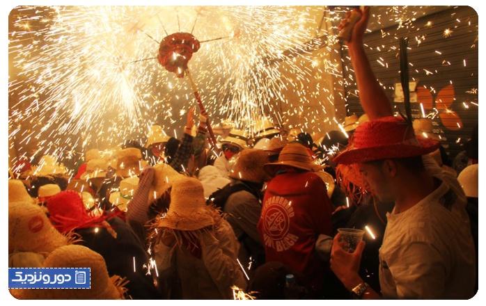جشن های فرهنگی کاتالان
