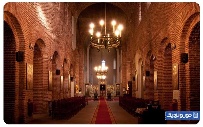 گوردخمه های کلیسای سنت صوفیا