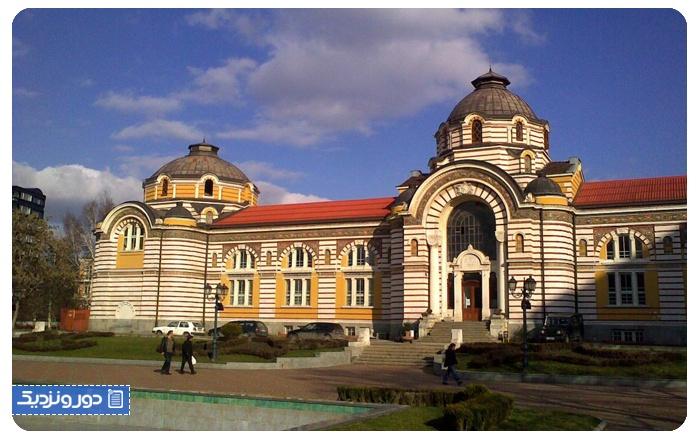موزه تاریخ صوفیه