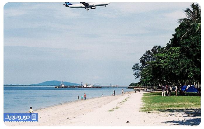 سواحل سنگاپور چانگی