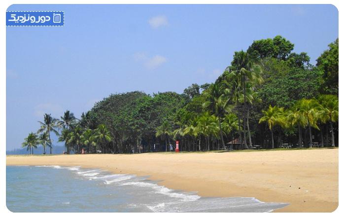 سواحل سنگاپور ساحل ایست کوست