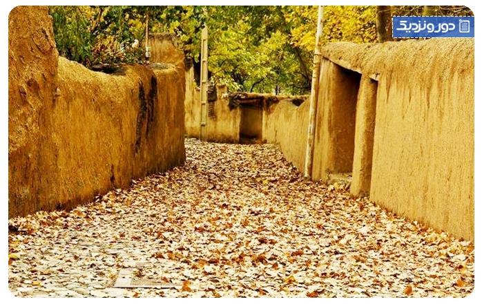 روستای یوش - نور
