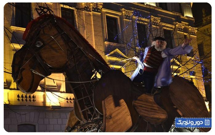 ایام کریسمس در اسپانیا